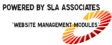Powered by the Online Shop Manager from sla associates limited, content managed